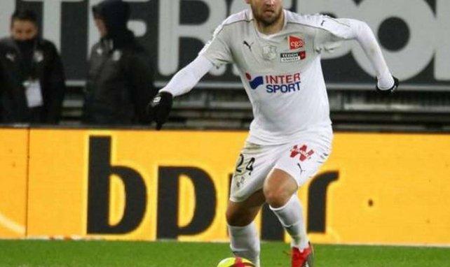 Mathieu Bodmer (ex-OL) prend sa retraite — Amiens
