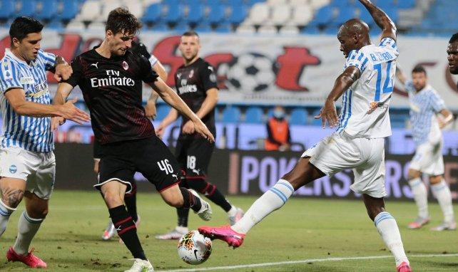 Serie A : l'AC Milan arrache un nul contre la SPAL, la Fiorentina encore battue