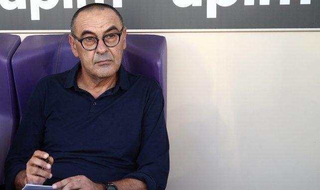 AS Roma : Maurizio Sarri est très interessé par le projet