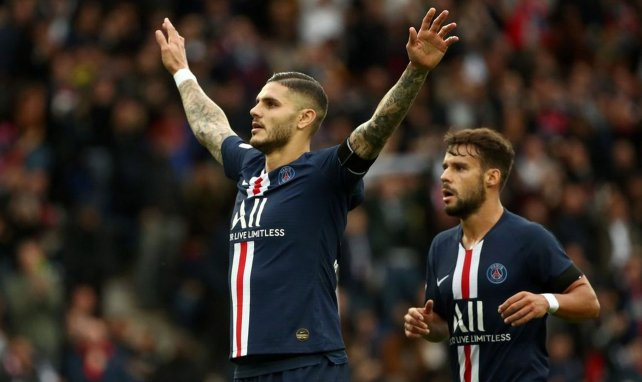 Mauro Icardi s'engage définitivement au PSG