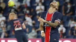 Mauro Icardi sous le maillot du PSG