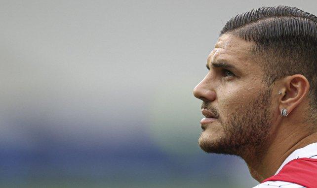 PSG : Mauro Icardi proche d'un retour contre Bordeaux