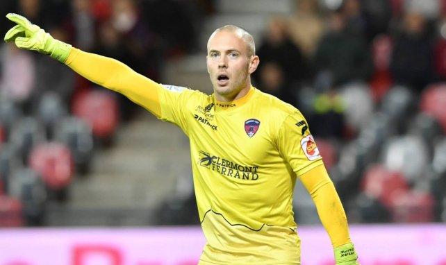 Maxime Dupé avec Clermont.