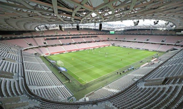 L'Allianz Riviera accueille la rencontre Nice-PSG