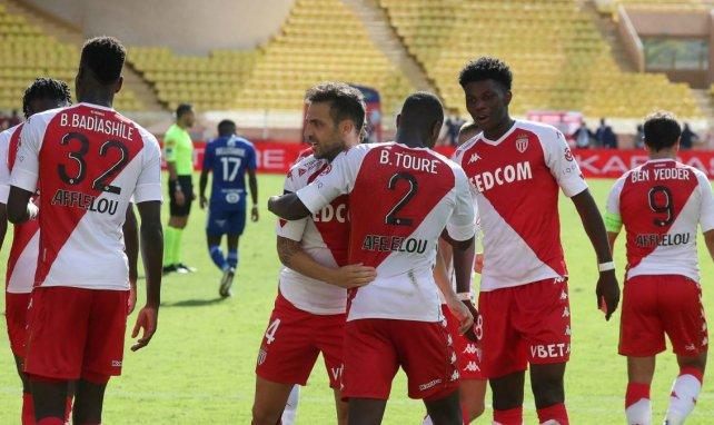 Ligue 1 : Monaco bat Strasbourg à neuf, Angers renverse Brest, Lens et Dijon rejoints au finish