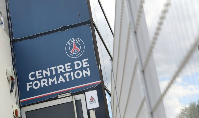 Le centre de formation du Paris Saint-Germain
