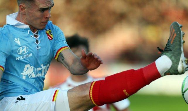 Clément Michelin quitte Lens pour l'AEK Athènes