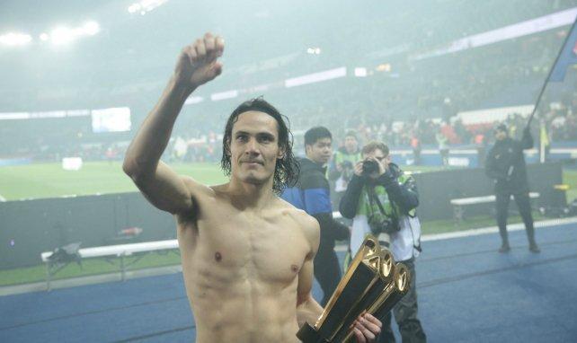 L'Atlético de Madrid a relancé le dossier Edinson Cavani