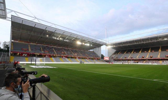 Le Stade Bollaert Delelis accueille un RC Lens-Paris Saint-Germain