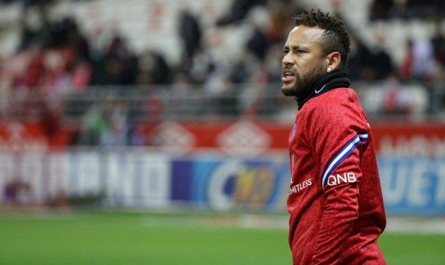Le PSG communique sur la blessure de Neymar