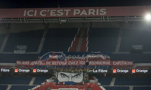 PSG : le message de soutien des Ultras aux joueurs