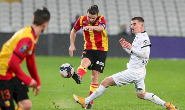 Yannick Cahuzac face au Stade Rennais