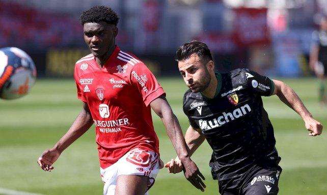 Ligue 1 : Lens accroché par Brest, Nîmes manque le coche contre Strasbourg