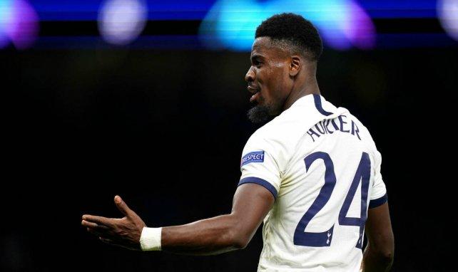 Tottenham : Serge Aurier serait d'accord avec l'AC Milan