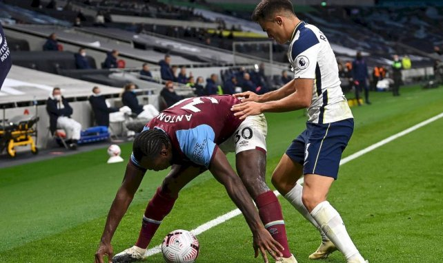 Premier League : West Ham arrache un match nul fou contre Tottenham