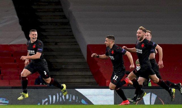Ligue Europa : l'étonnante épopée du Slavia Prague