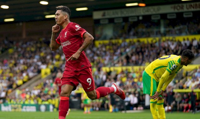 Liverpool : la résurrection de Roberto Firmino