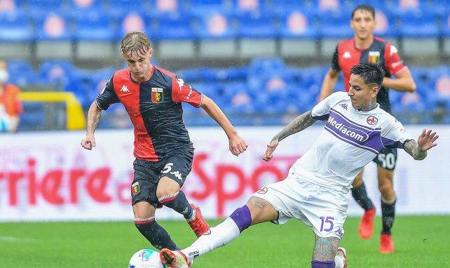 Serie A : match nul spectaculaire entre le Genoa et Hellas Vérone