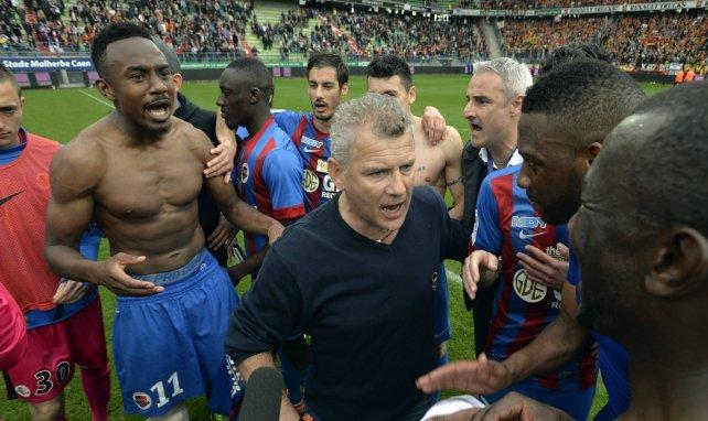 Le Toulouse FC veut faire de Patrice Garande son nouveau coach