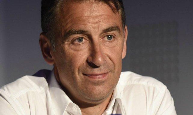 Le président du Toulouse FC Olivier Sadran
