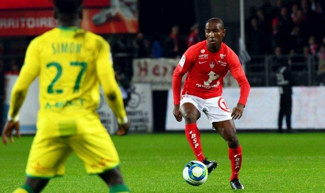 Brest : Ibrahima Diallo s'exprime sur son avenir