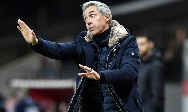 Girondins de Bordeaux : Paulo Sousa a annoncé son départ à ses joueurs