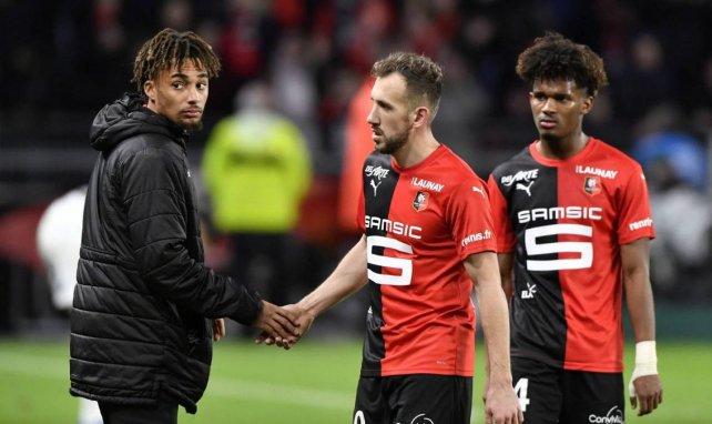 Dijon piste Junior Sambia et Sacha Boey