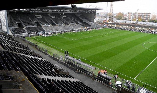 Le Stade Raymond Kopa d'Angers
