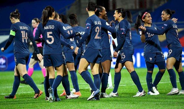 La France massacre le Kazakhstan 12-0 (F)