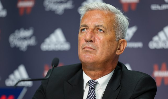 Vladimir Petkovic entraîneur des Girondins de Bordeaux