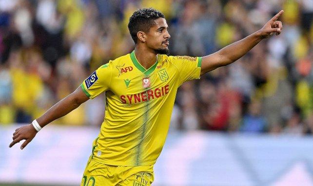 Ligue 1 : Nantes s'offre Clermont et remonte dans le top 5