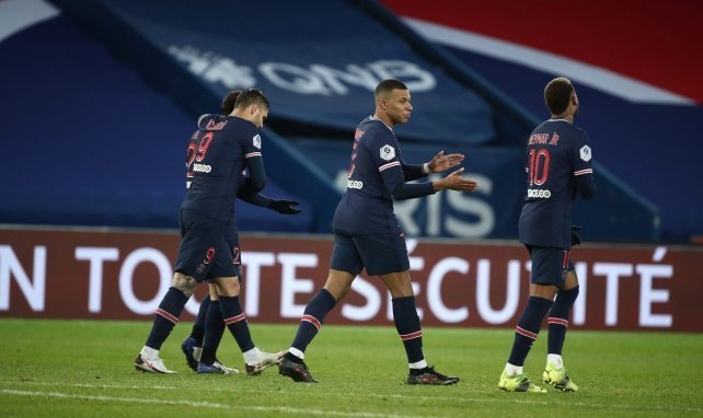 PSG-Montpellier : les notes du match