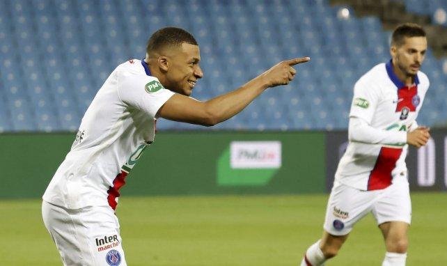 Coupe de France, PSG : tout le monde se lève pour Kylian Mbappé