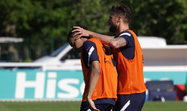 Kylian Mbappé veut oublier l'épisode Giroud
