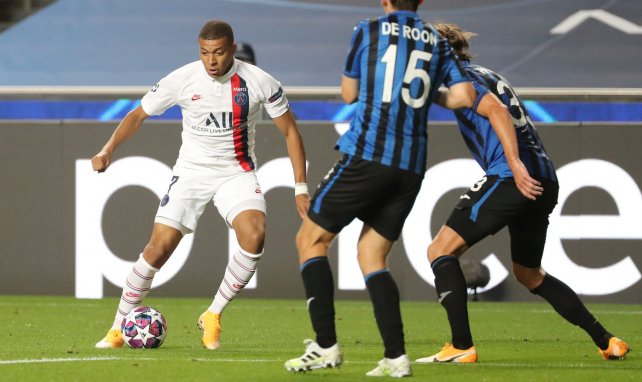 Atalanta-PSG : Kylian Mbappé a tout changé