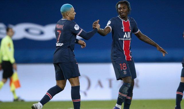 Mbappé et Kean buteurs face à Lorient