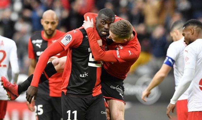 Rennes : Brighton abandonne pour M'Baye Niang