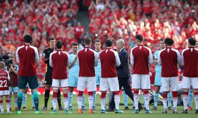 Adieux parfaits pour Wenger