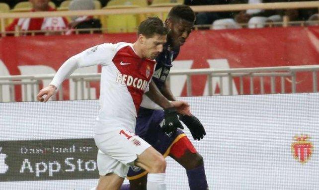Adrien Silva a rapidement trouvé sa place à Monaco