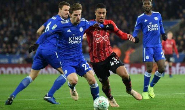 Adrien Silva pourrait quitter Leicester pour obtenir du temps de jeu