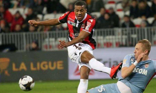 Alassane Plea va découvrir la Bundesliga après 4 saisons à Nice