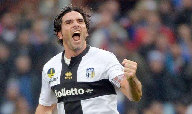 Alessandro Lucarelli est resté fidèle à Parme