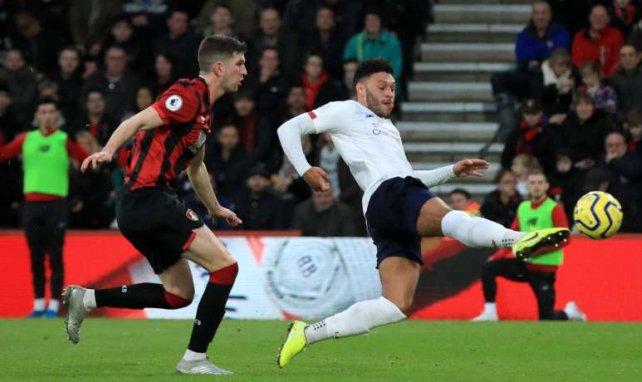Alex Oxlade-Chamberlain a lancé Liverpool contre Bournemouth