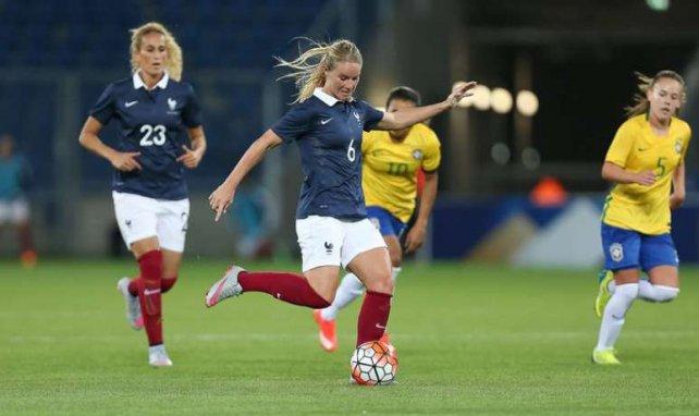 Amandine Henry figure parmi les 10 finalistes pour le titre de Joueuse mondiale