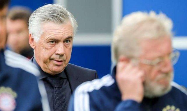 Ancelotti n'est pas certain de rester au Bayern Munich
