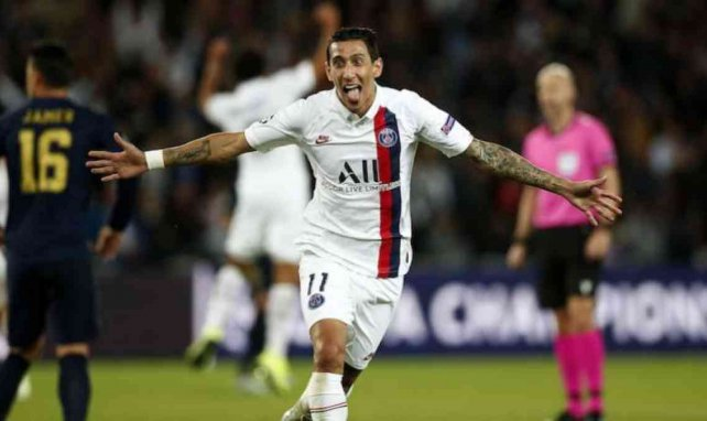 Angel Di Maria veut gagner la Ligue des Champions pour les supporters du PSG