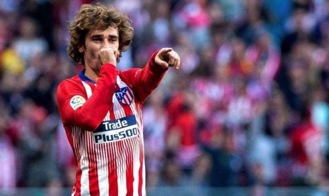 Antoine Griezmann aura été le leader du secteur offensif de l'Atlético ces dernières années