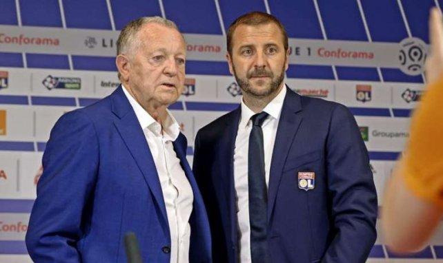 Aulas a des regrets sur le départ de Maurice vers Rennes
