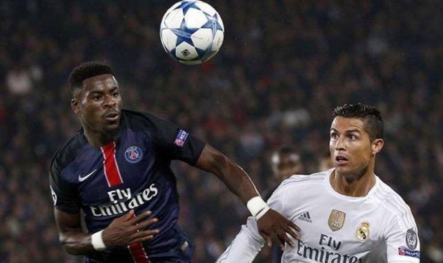 Aurier retrouvera peut-être Ronaldo en Liga la saison prochaine !