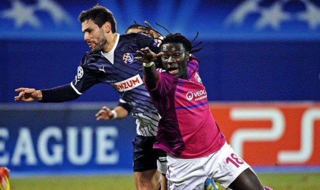 Bafetimbi Gomis et son quadruplé ont permis à l'OL de se qualifier face à Zagreb en 2011/2012